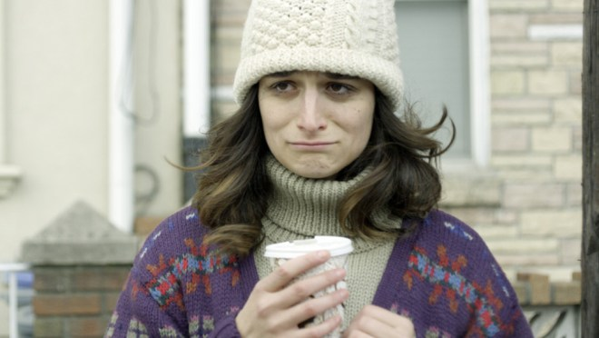 "Jenny Slate in Gillian Robspierre's ""Obvious Child"""