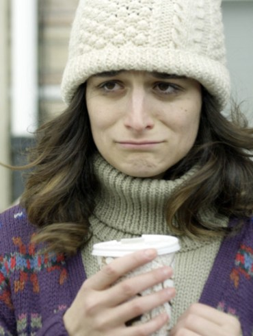 """Jenny Slate in Gillian Robspierre's """"Obvious Child"""""""