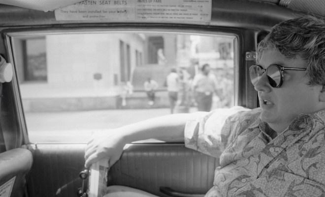 """Roger Ebert in """"Life Itself"""""""