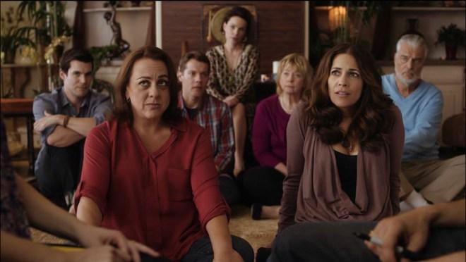 "Andrea Grano and Tara Karsian in ""BFFs"""