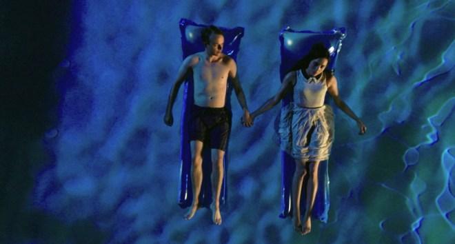 """Dane DeHaan and Aubrey Plaza in Jeff Baena's """"Life After Beth"""""""