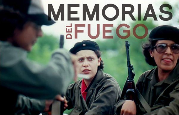 """Laura Tomaselli and Jenny Murray's Nicaraguan documentary """"Memorias Del Fuego"""""""