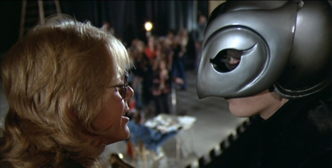 """Paul Williams and William Finley in """"The Phantom of the Paradise"""""""