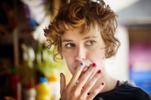 "Carla Juri in ""Wetlands"""