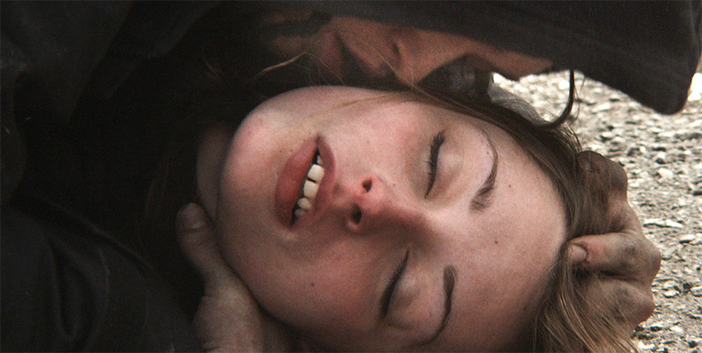 """Arielle Holmes in """"Heaven Knows What"""""""