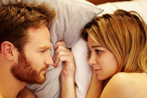 "Josh Lawson and Bojana Novakovic in ""The Little Death"""