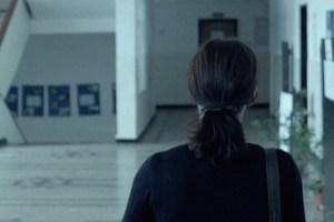 """Margita Gosheva in """"The Lesson"""""""