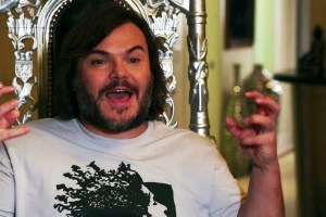 "Jack Black in ""21 Years: Richard Linklater"""