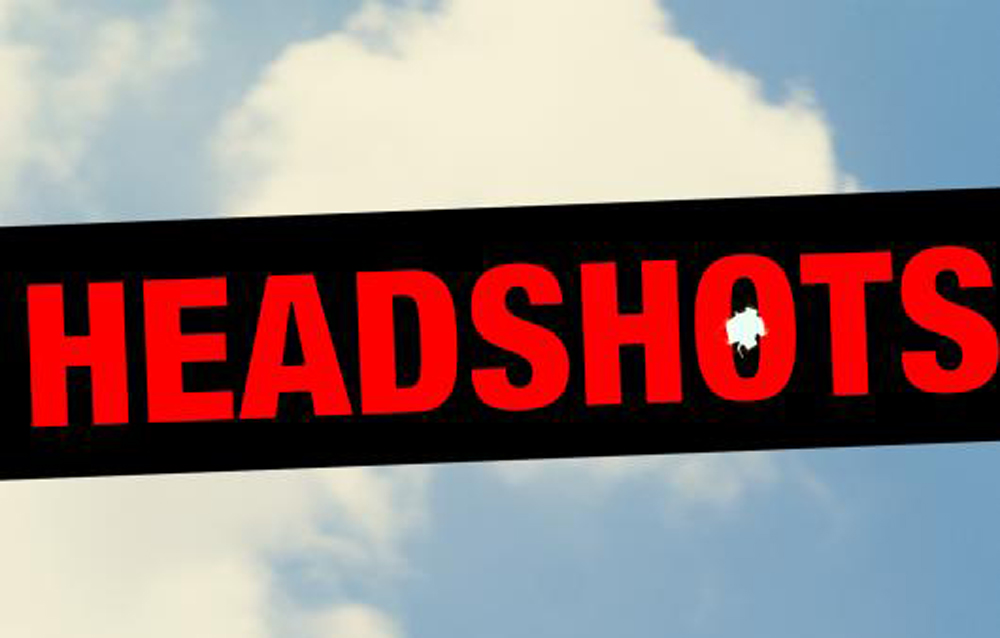 """Elle Schneider's """"Headshots"""""""