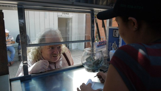 "Jonathan Gold in ""City of Gold"""
