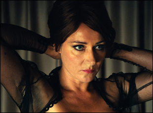 "Sidse Babett Knudsen in ""The Duke of Burgundy"""