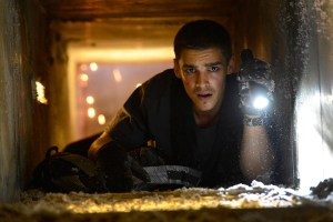 "Brenton Thwaites in ""Son of a Gun"""