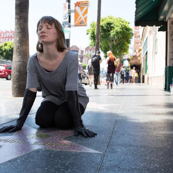 "Mia Wasikowska in ""Maps to the Stars"""