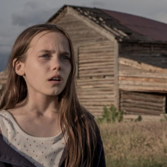 "Oona Laurence in ""Lamb"""