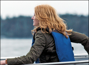 "Patricia Clarkson in ""October Gale"""