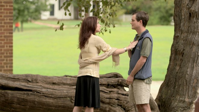 "Dave and Lindsey in Matt Fuller's ""Autism in Love"""