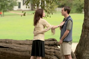 """Dave and Lindsey in Matt Fuller's """"Autism in Love"""""""