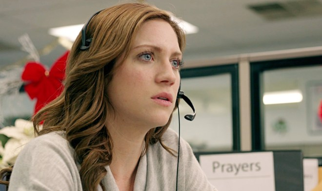 "Brittany Snow in ""Dial a Prayer"""