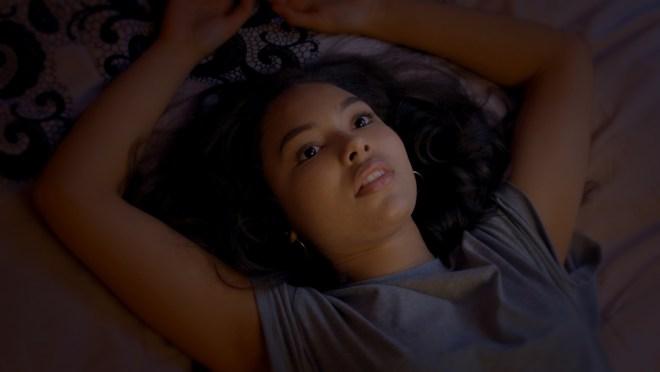 "Jessica Sula in ""Honeytrap"""