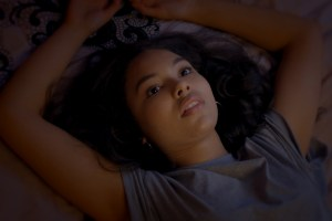 "Jessica Sula in ""Honeytrap"""