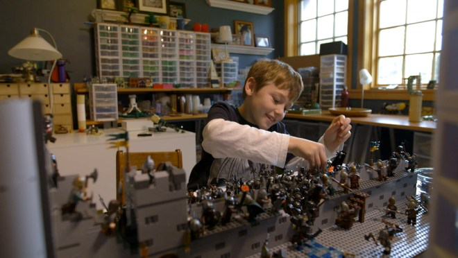 "A scene from ""A Lego Brickumentary"""