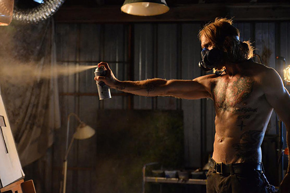 """Ethan Embry in """"The Devil's Candy"""""""