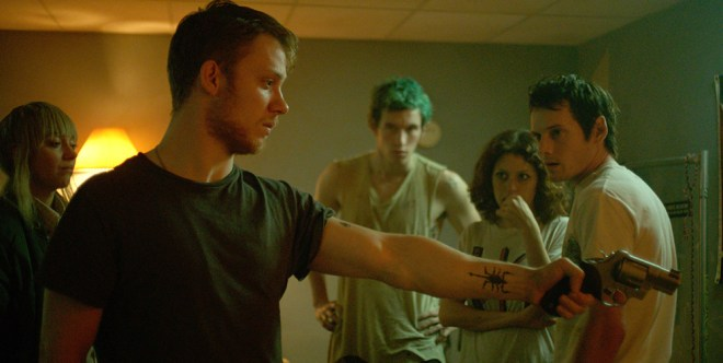 "A scene from Jeremy Saulnier's ""Green Room"""