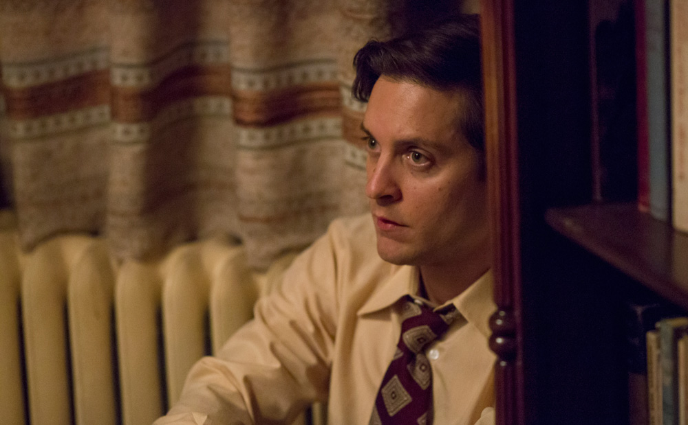 """Tobey Maguire in """"Pawn Sacrifice"""""""