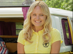 "Malin Akerman in ""The Final Girls"""