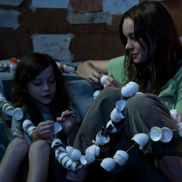 "Jacob Tremblay and Brie Larson in ""Room"""