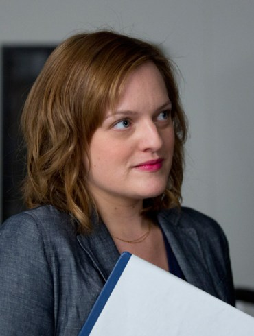"Elisabeth Moss in ""Truth"""