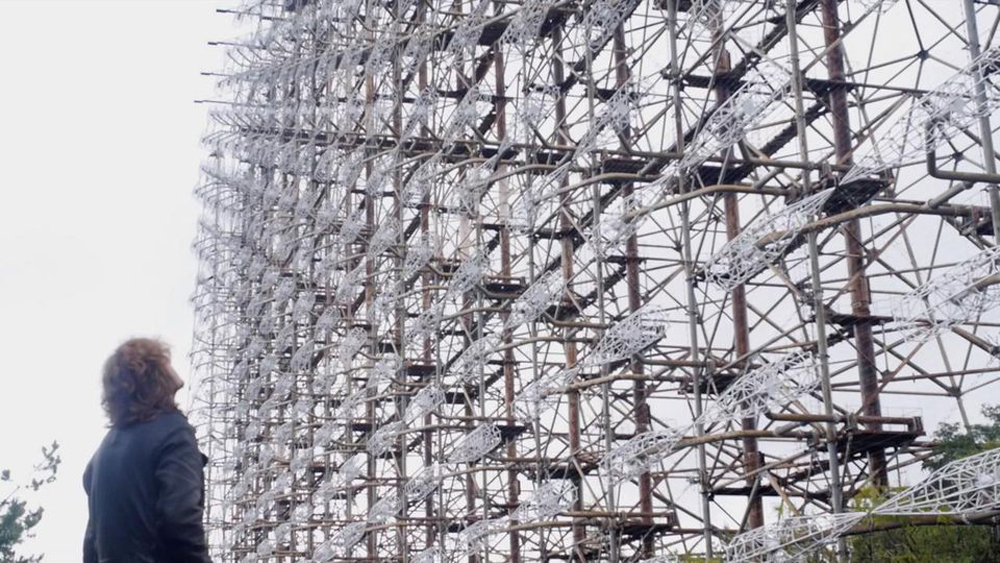 """Fedor Alexandrovich in """"The Russian Woodpecker"""""""