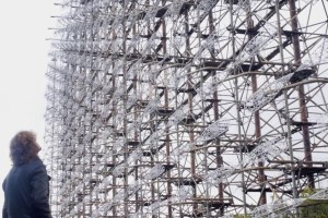 "Fedor Alexandrovich in ""The Russian Woodpecker"""