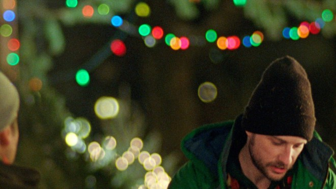"Kentucker Audley in ""Christmas, Again"""
