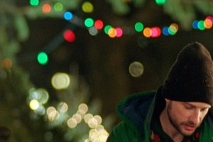 "Kentucker Audley in ""Christmas, Again"""