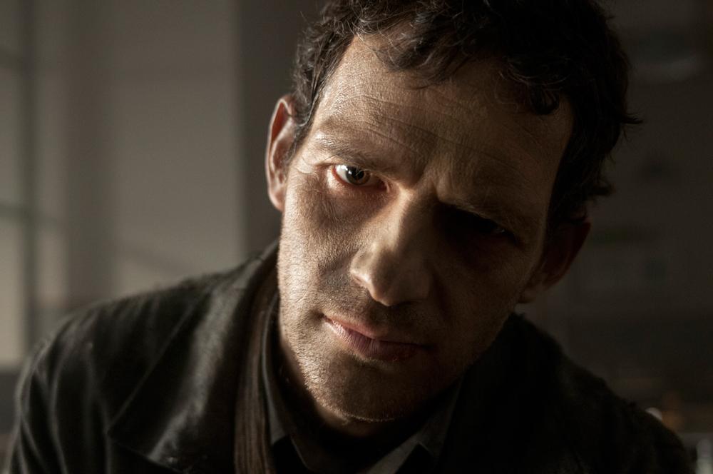 "Geza Rohrig in ""Son of Saul"""