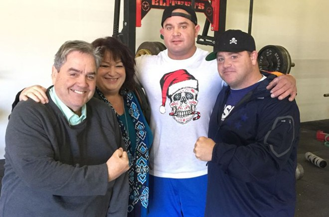 """The Bell family in Christopher Bell's """"Prescription Thugs"""""""