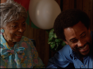 "Ruby Dee and Hill Harper in ""1982"""