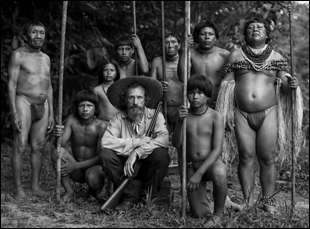 "Jan Bijvoet in ""Embrace of the Serpent"""