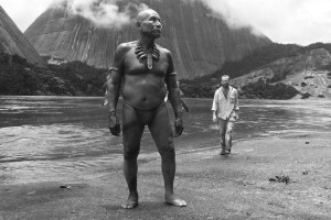 "Jan Bijvoet and Nilbio Torres in ""Embrace of the Serpent"""