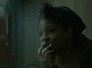"Edwina Findley in ""Free in Deed"""