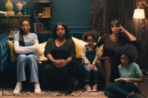 "Gloria Reuben, Erica Ash and Sherri Shepherd in ""Jean of the Joneses"""