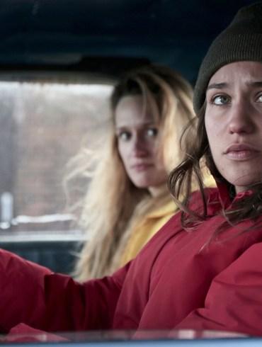 """Breeda Wool and Lola Kirke in """"AWOL"""""""