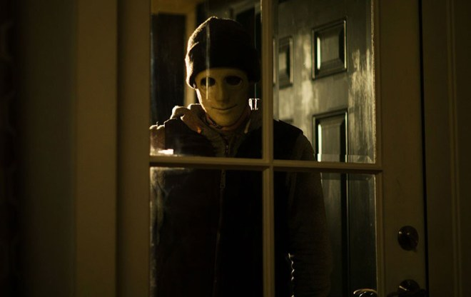 "John Gallagher Jr. in ""Hush"""