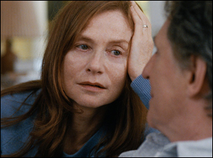 "Isabelle Huppert in ""Louder Than Bombs"""