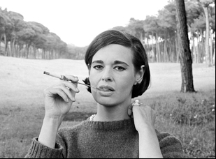 "Gloria Vanderbilt in ""Nothing Left Unsaid"""