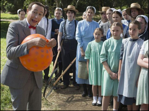"Paul Reubens in ""Pee-wee's Big Holiday"""