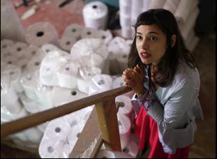 "Moran Rosenblatt in ""Wedding Doll"""