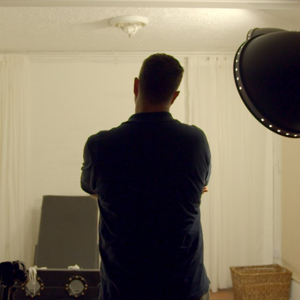 "A scene from Dylan Reeve and David Farrier's ""Tickled"""