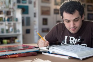 "Owen Suskind in ""Life, Animated"""